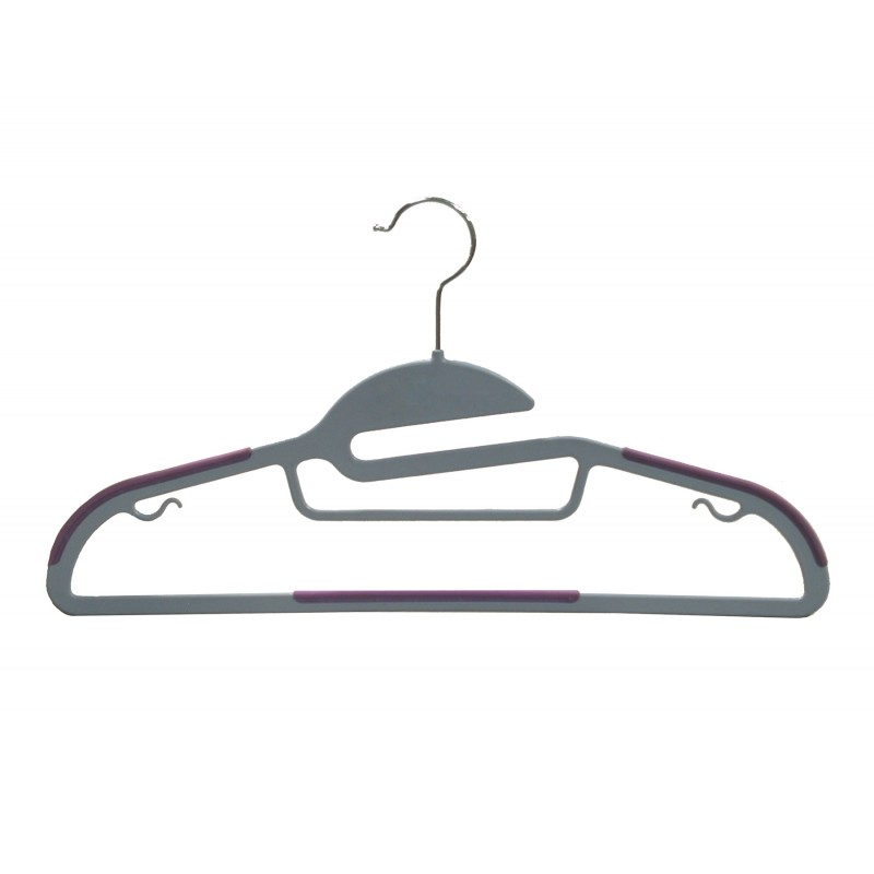 VVT9050 Multifunction Plastic Suit Hanger with Antislippery