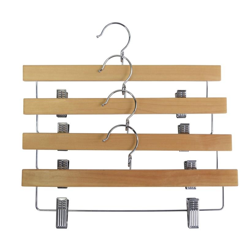 KSI9034 Kascade Wooden Straight Hanger