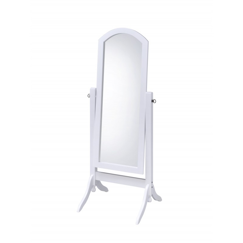 CV17002 Barrington Cheval White Mirror
