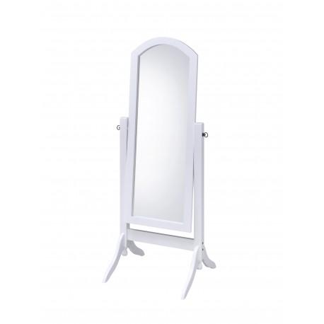 CV17002 Barrington Cheval White Mirror