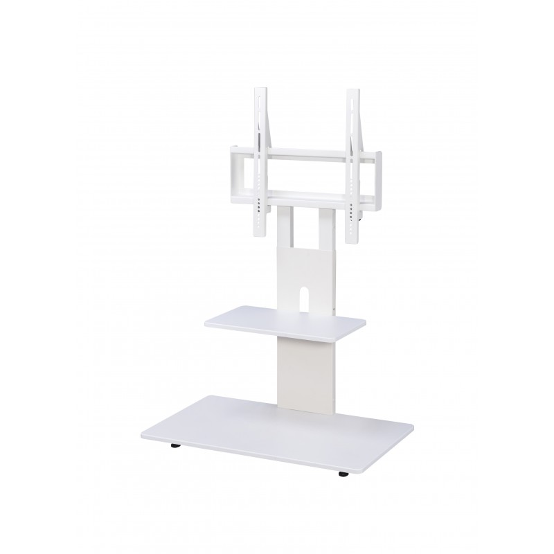 ST17051 TV Stand with Mount in White