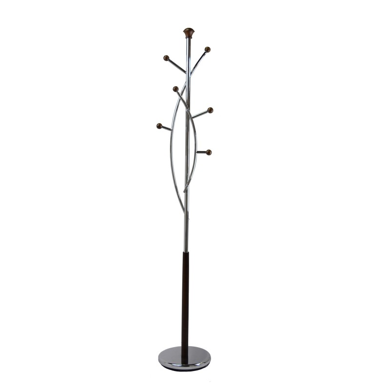 CT17018 Silver Tree Coat Rack