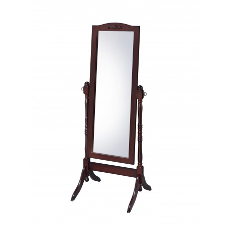 CV17003 Victoria Cheval Walnut Mirror