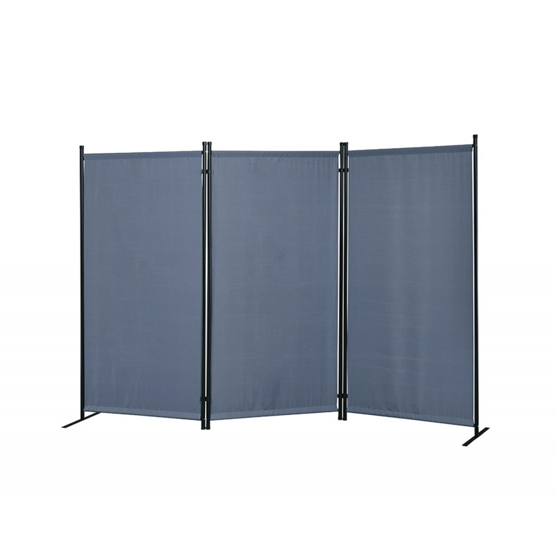FS17065 Galaxy Indoor/Outdoor Section Divider (Gray)