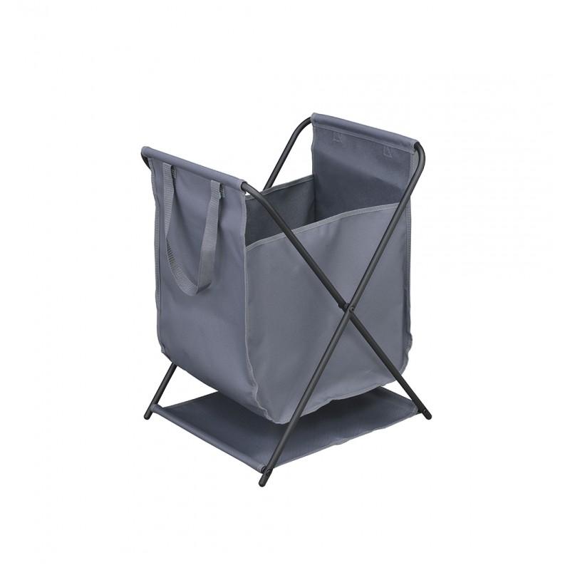 ST17070 Staci Laundry Hamper (Gray)